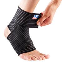 LP欧比护踝踝部弹性绷带634 户外跑步登山透气脚踝关节防护护具 单只