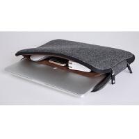 戴尔dell xps13保护套12笔记本14内胆15.6寸电脑包燃7000内胆包15 黑色 11寸
