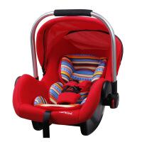 儿童汽车安全座椅婴儿提篮 新生儿宝宝儿童汽车载摇篮0-15个月 3C