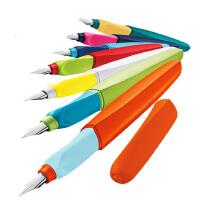 德国进口pelikan百利金p457学生钢笔正品日用练字墨水笔 办公学生用书写练字墨水钢笔
