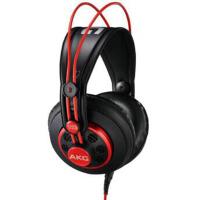爱科技(AKG)K240R Studio 半开放式专业监听头戴式耳机 红色限量版