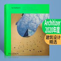 【英文版】Architizer The World's Best Architecture 2020年度世界建筑设计优选