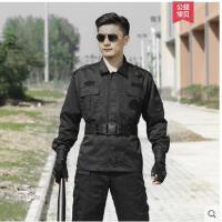 户外特种兵野战作训服女新式迷彩服套装男军装耐磨加厚工作服