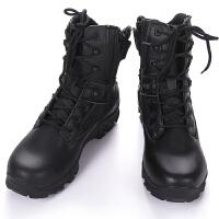 自由骑士户外三角洲特种部队高帮美军军靴 狼牙战术作战轻便靴
