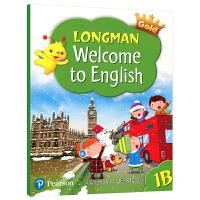 新版香港朗文小学英语教材 Longman Welcome to English 1B Gold 新版学生课本 1年级下学