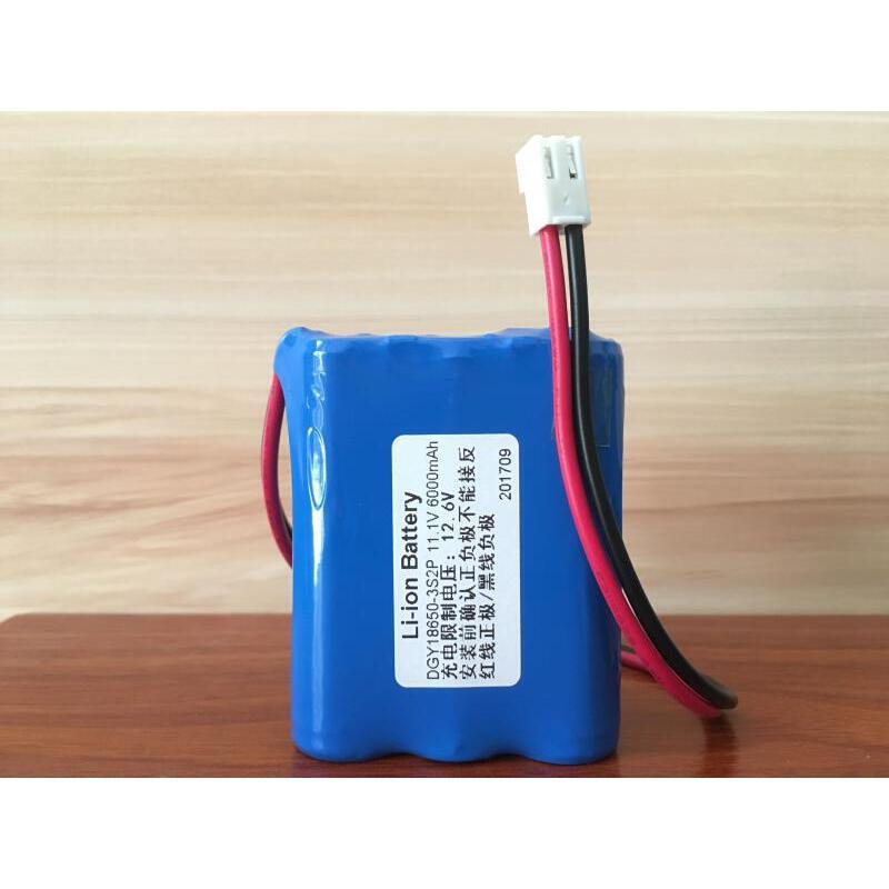 蓝牙音箱12V可充电18650锂电池组7.4V带保护板11.1V移动音响LED灯 发货周期:一般在付款后2-90天左右发货,具体发货时间请以与客服协商的时间为准