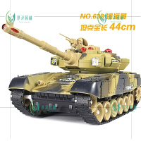 无线遥控对战坦克儿童电动充电军事越野车亲子对战模型玩具