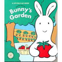 小兔子的花园(金色童书,异形卡板书)  英文原版  Bunny's Garden (Little Golden Book)