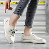 【领券立减20】木林森女鞋新品日系简约平底鞋舒适轻便百搭女款板鞋小白鞋女