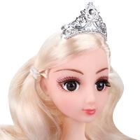 公主大礼盒女孩儿童别墅城堡仿真过家家玩具