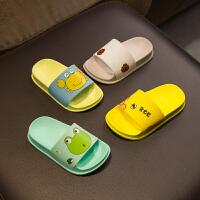 儿童拖鞋夏1-3岁2宝宝室内男童家用婴儿防滑幼儿软底小童凉拖女童