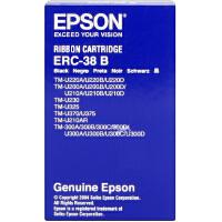 爱普生原装 EPSON ERC-38B色带 B/R 爱普生TM-U220D U230 TM210 TM270 M188