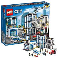 【当当自营】LEGO乐高警察总局 60141