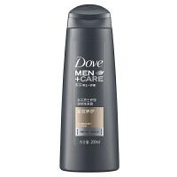 【每满100减50】多芬(Dove)洗发水 男士+护理 强韧洗发露 多效养护200ml
