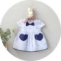 1-3岁女宝宝公主裙小女童夏季裙子女婴儿连衣裙