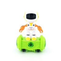 儿童平衡车机器人早教遥控灯光音乐电动平衡车男孩女孩益智有声玩具礼物