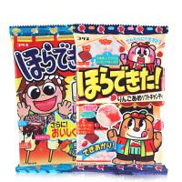 日本进口食玩糖果可利斯儿童玩具diy手工糖沾酱可食棒棒糖果零食