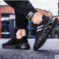 新款运动休闲跑步户外潮鞋ins同款男士网鞋韩版潮流男鞋百搭布鞋
