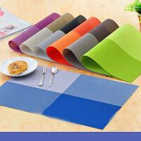 小学生布艺餐垫45X30cm防滑儿童碗垫杯垫环保无毒桌垫环保隔热垫