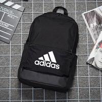 阿迪达斯双肩包男女高中2020新款运动书包旅游背包正品