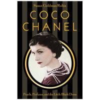 Coco Chanel 可可香奈儿:珍珠 香水和小黑裙 时装设计师