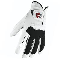 高尔夫手套 羊皮高尔夫男士手套真皮 单只左手