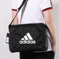 阿迪达斯单肩包男包女包19夏季新款运动包手提包斜挎包背包DT3752
