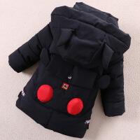 童装宝宝冬装儿童棉衣18新款男女童棉袄加厚外套反季中小羽绒