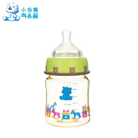 小白熊 PPSU奶瓶 新生儿宽口防胀气奶瓶 婴儿奶瓶150ml