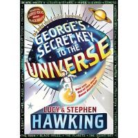英文原版  史蒂芬・霍金 乔治的宇宙秘密钥匙 George's Secret Key to the Universe by Stephen Hawking