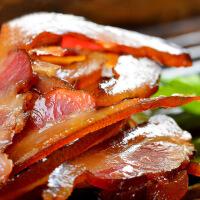 【一件五折 包邮】黔之农腊猪嘴 贵州特产柴火烟熏特色制品腊猪嘴500g