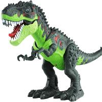 电动恐龙玩具大号霸王龙仿真会走路下蛋动物模型儿童男孩