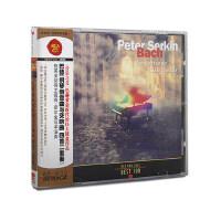 正版古典Best100系列|06巴赫 钢琴创意曲与交响曲CD