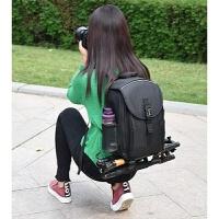 佳能双肩摄影包大容量单反相机包背包6d/70d/800d/5d3/80D/750D