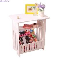 欧式茶几现代简约咖啡桌杂志桌客厅小圆桌小方桌休闲边几床头柜