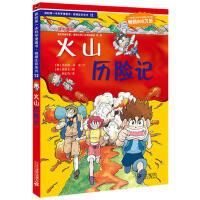【二手旧书8成新】绝境生存系列12 火山历险记 我的本科学漫画书 (韩)洪在彻 (韩)吴炫 9787539188089