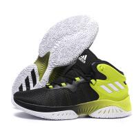 adidas阿迪达斯男鞋篮球鞋2018年新款实战运动鞋BY3777