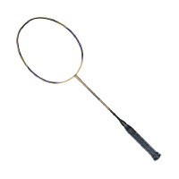 LINING 李宁 羽毛球汤尤杯PM衡系列UC 8000 球拍碳纤维羽毛球拍 AYPJ018
