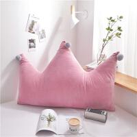 春夏新品水洗棉床头大靠垫靠背床上软包含芯