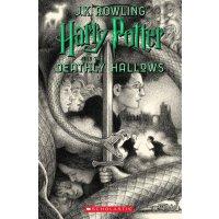 哈利波特与死亡圣器20周年纪念版7 英文原版 Harry Potter and the Deathly Hallows
