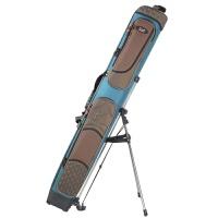 1.25米双层三层竿包竿包鱼竿包渔具包钓鱼包 三层蓝色