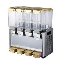 饮料机四缸冷饮机商用冷热奶茶机全自动果汁机多功能饮料机可乐机