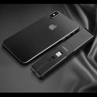 充电宝自带线充电宝充电器二合一便携迷你小巧苹果专用安卓手机快充个性创意移动电源带数据线多功能大容量