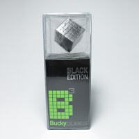 方形巴克球 减压玩具创意磁性磁铁魔方拼搭儿童玩具生日礼物 边长4mm