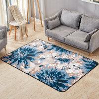 北欧地毯客厅欧式简欧现代抽象卧室茶几沙发房间床边垫家用长方形