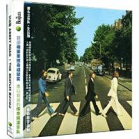新华书店正版 欧美流行音乐 披头士乐队艾比路CD