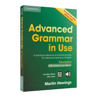 第三版 Cambridge Advanced Grammar In Use 剑桥语法英文原版高级绿宝书 含ebook