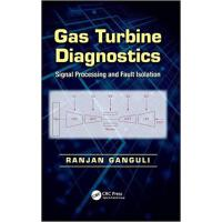 【预订】Gas Turbine Diagnostics 9781466502727