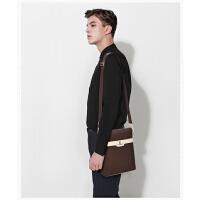 男包 时尚单肩包男士包包斜挎包帆布包休闲包 韩版潮流背包 支持礼品卡支付