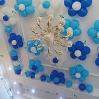 婚房装饰创意浪漫生日派对气球花求婚告白结婚庆布置气球店铺活动